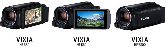 Canon Vixia 2017 Camcorders