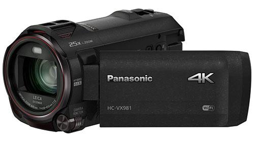 Panasonic HC-VX981K