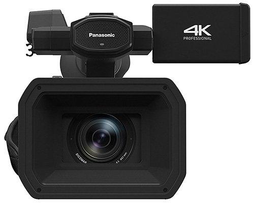 Panasonic HC-X1 Lens