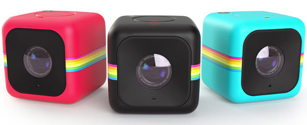Polaroid Cube+ Lifestyle Action Cam