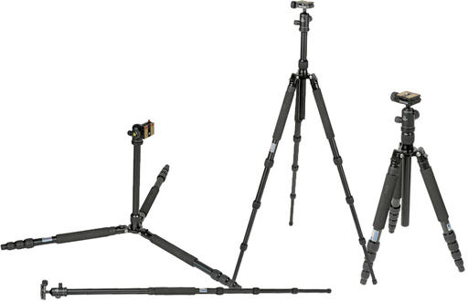 Types of Tripod