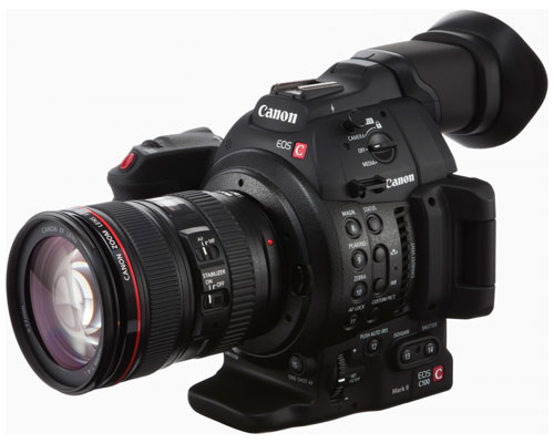 Canon EOS C100 Mark II HD Video Camera