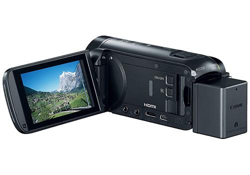 Inside the Canon HF R80