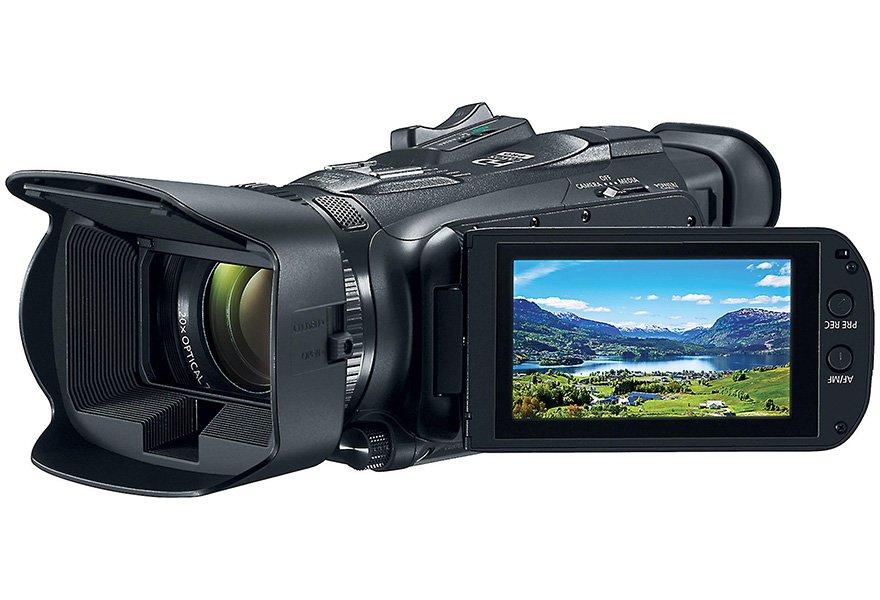Canon-VIXIA HF-G21