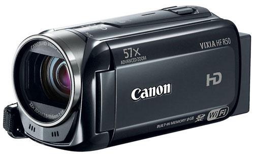 Canon VIXIA HF R30 Camcorder Drivers for Mac