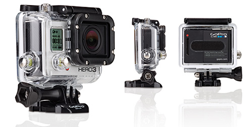 GoPro HERO3 Black Edition with Housing