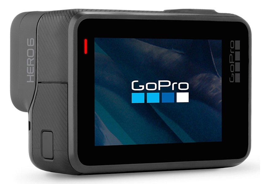 GoPro Hero6 Black Back Panel