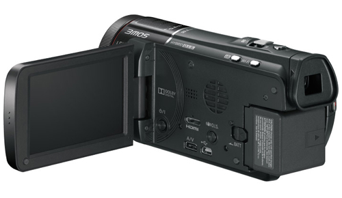 Inside the Panasonic HC-X920