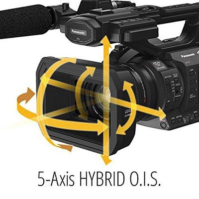 Panasonic HC-X1 5-Axis HYBRID O.I.S.