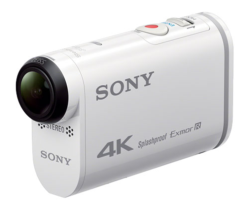 Sony FDR-X1000V Action Camcorder