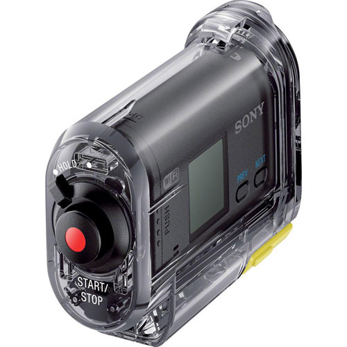 Sony HDR-AS15 With Waterproof Housing