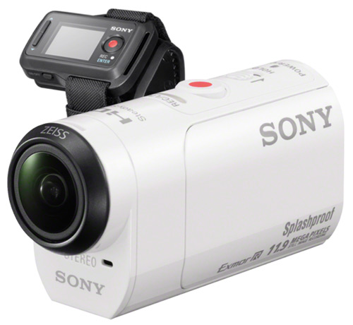 Sony HDR-AZ1VR Action Camera